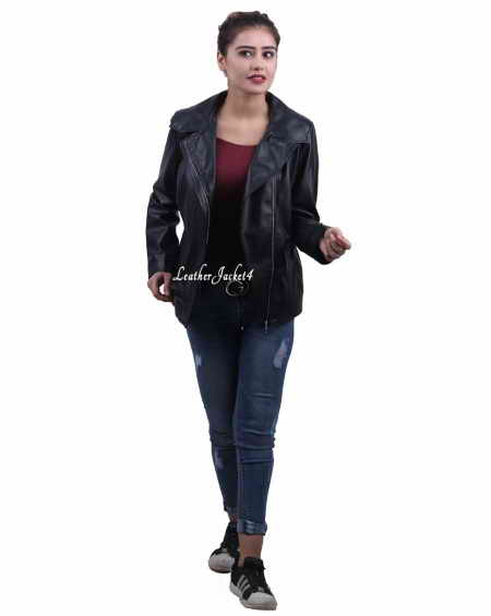 Miss Enthusiast Biker jacket