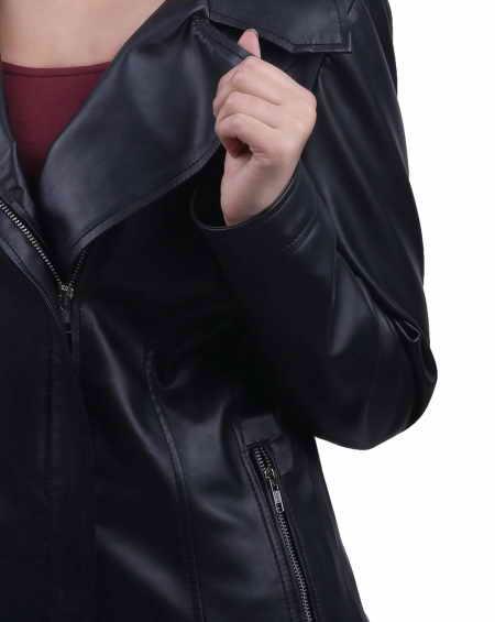 Miss Enthusiast Biker jacket