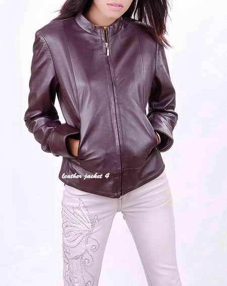 Clo Leather Jacket