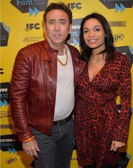Nicolas Cage Joe Movie Brown Leather Jacket