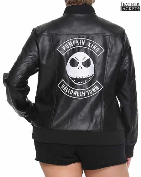 The Nightmare Before Christmas Jack Skellington Jacket