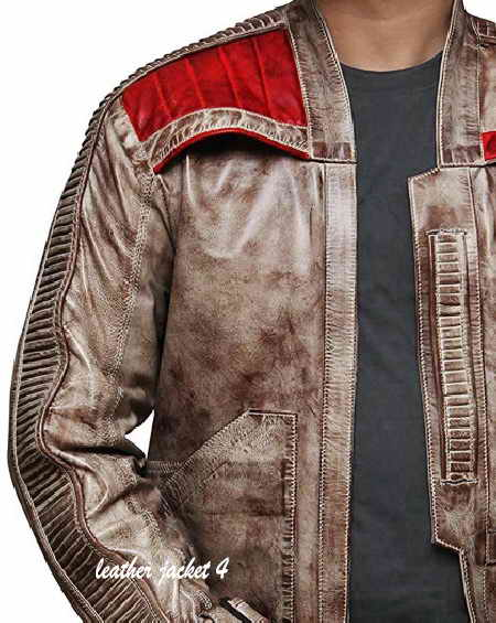 Star Wars The Force Awakens Finn Jacket