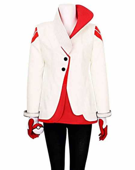 Pokemon Go Team Valor Candela Jacket