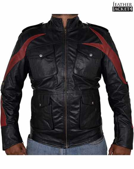 Prototype 2 James Heller Leather Jacket