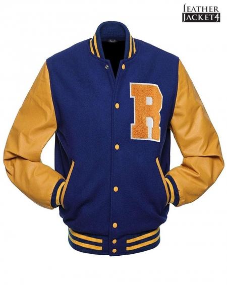 Riverdale KJ APA Archie Andrews Varsity Jacket