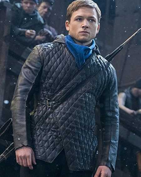 Robin Hood Cosplay Hoodie Jacket