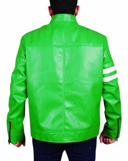 Ryan Kelley Ben 10 Leather Jacket