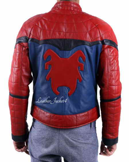 Spiderman Jacket Homecoming Tom Holland