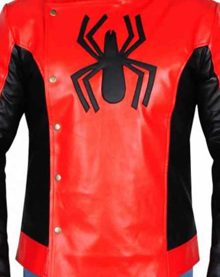 Spiderman The Last Stand Peter Parker Leather Jacket