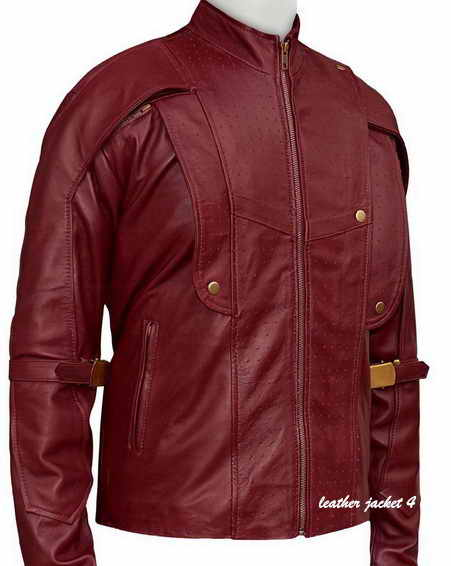 Guardians of the Galaxy Jacket Star Lord