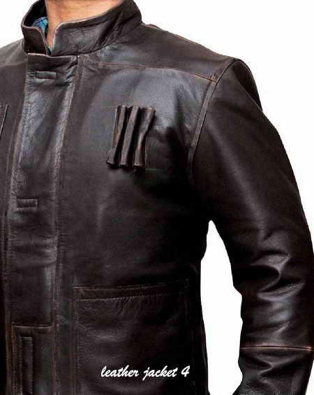 Han Solo Force Awaken Star Wars Jacket