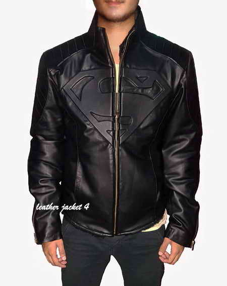 Superman Leather Jacket