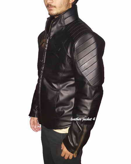 Superman Jacket in artificial leather