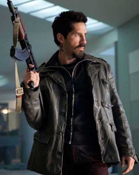 The Expendables 2 Hector Leather Jacket