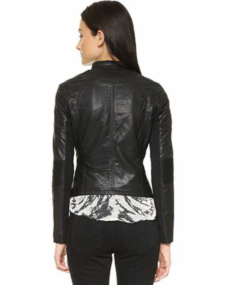 The Fate of the Furious Cipher Charlize Theron Leather Jacket