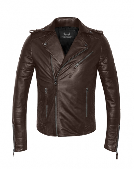 The Statement Biker Not Your Grandfather's Jacket