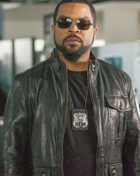 22 Jump Street Movie Ice Cube Jacket