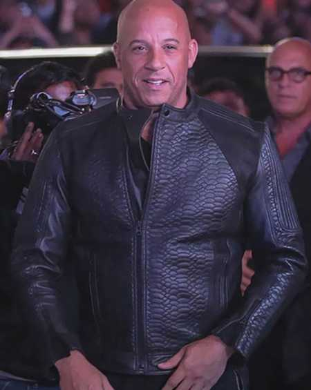 Vin Diesel xXx 3 Movie Premiere Jacket