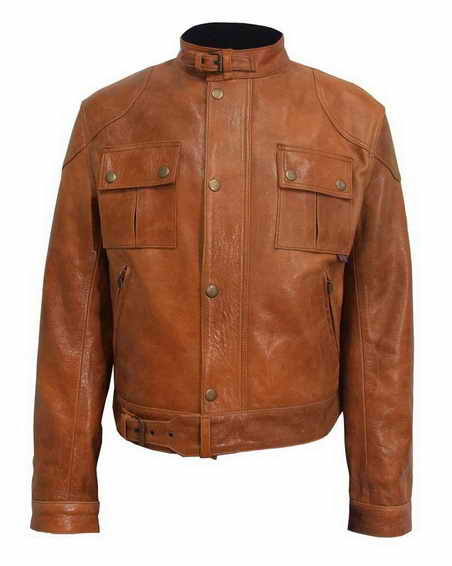 Replica Wanted Leather Jacket