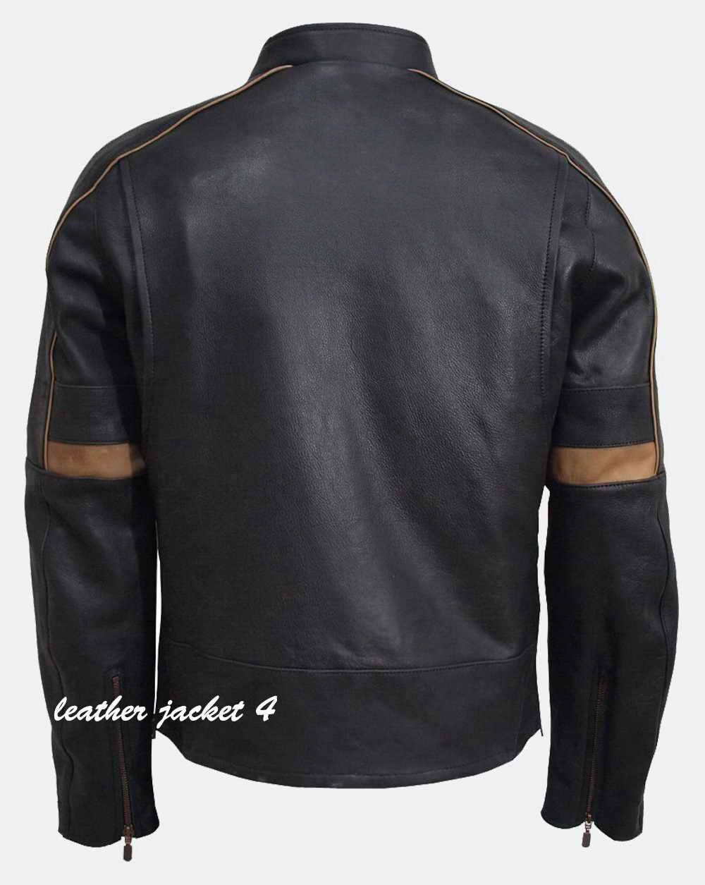 Similar Bison Belstaff Hero Leather Jacket Black