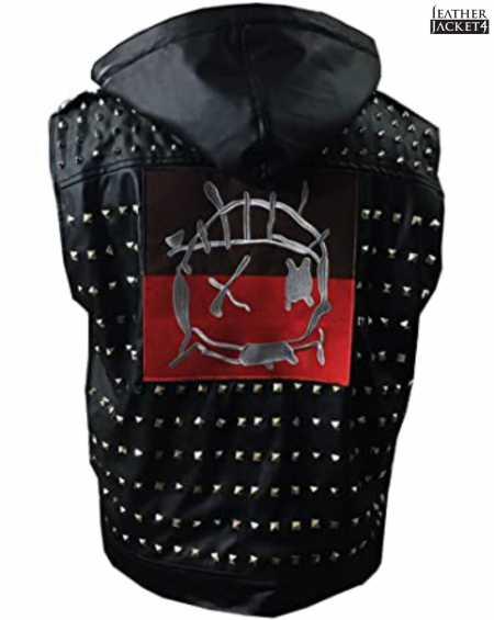 Watch Dogs 2 Dedsec Wrench Jacket Shawn Baichoo Vest