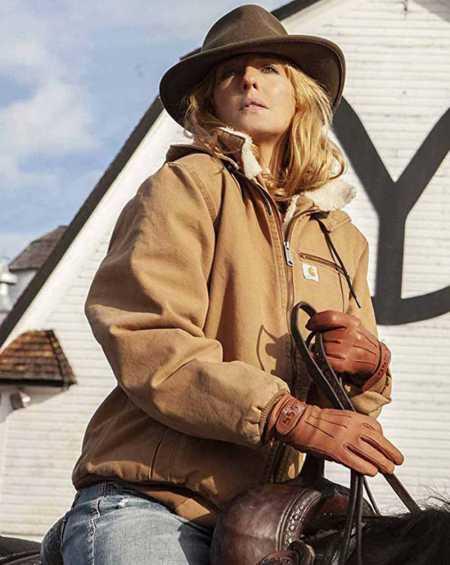 Beth Dutton Bomber Jacket