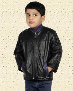 Baba Jacket for younger boys