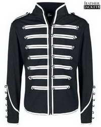 Black-Parade My Chemical Romance Jacket Black Parade
