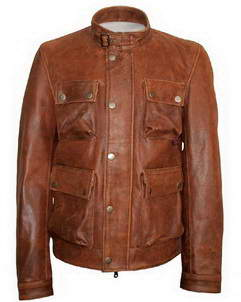 Brad belstaff brad leather jacket