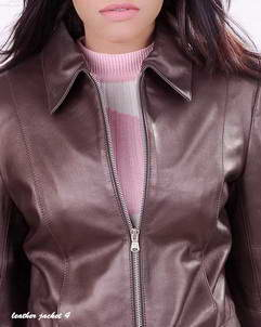 Butte Women Slim Fit Leather Jacket