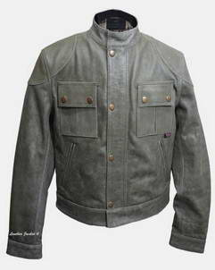 Coonley leather jacket