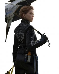 Lea Seydoux Death Stranding Fragile Express Jacket Women