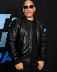 Fast-Furious Fast And Furious 9 Vin Diesel Jacket