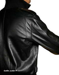Ferrand men's leather jacket