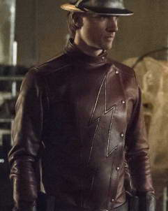 Flash flash season 2 jay garrick jacket