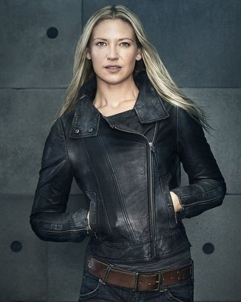 Anna-Torv Anna Torv Fringe Olivia Dunham Real Leather Jacket