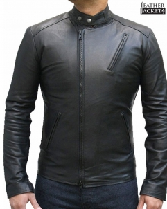 Iron-Man Iron Man Leather Jacket