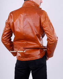 leather blazer mens
