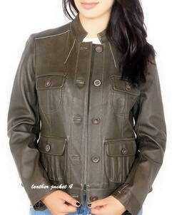 Joie joie leather jacket