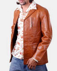 Joseph leather blazer for mens