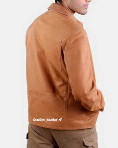 Kansas bomber leather jacket