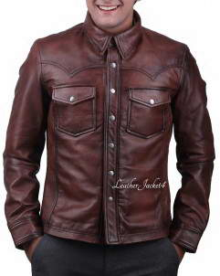 Trailblazerzz Mens Leather Jackets Motorcycle Bomber Biker Real Lambskin Hoodie Leather Jacket for Men Detachable Hood