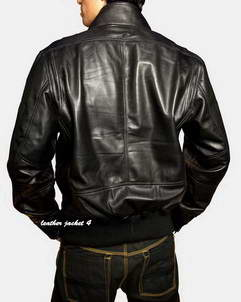 metz leather jacket
