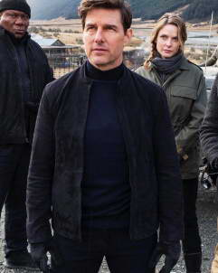 MI6 tom cruise mission impossible 6 jacket