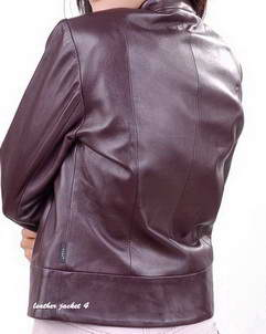 clo leather jacket