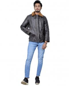 Orleans Leather Jackets for Men