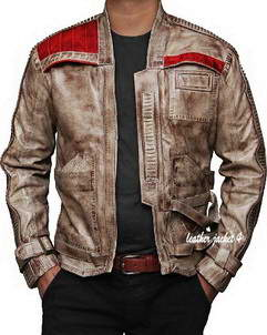 Finn Star Wars The Force Awakens Finn Jacket