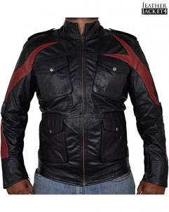 James-Heller Prototype 2 James Heller Leather Jacket