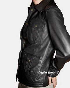 Rochelle Classic women leather jacket