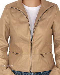 Salina Waxed Leather Jacket